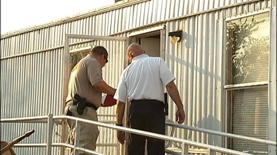 Law Enforcement Performs Sex-Offender Compliance Check In Rogers County