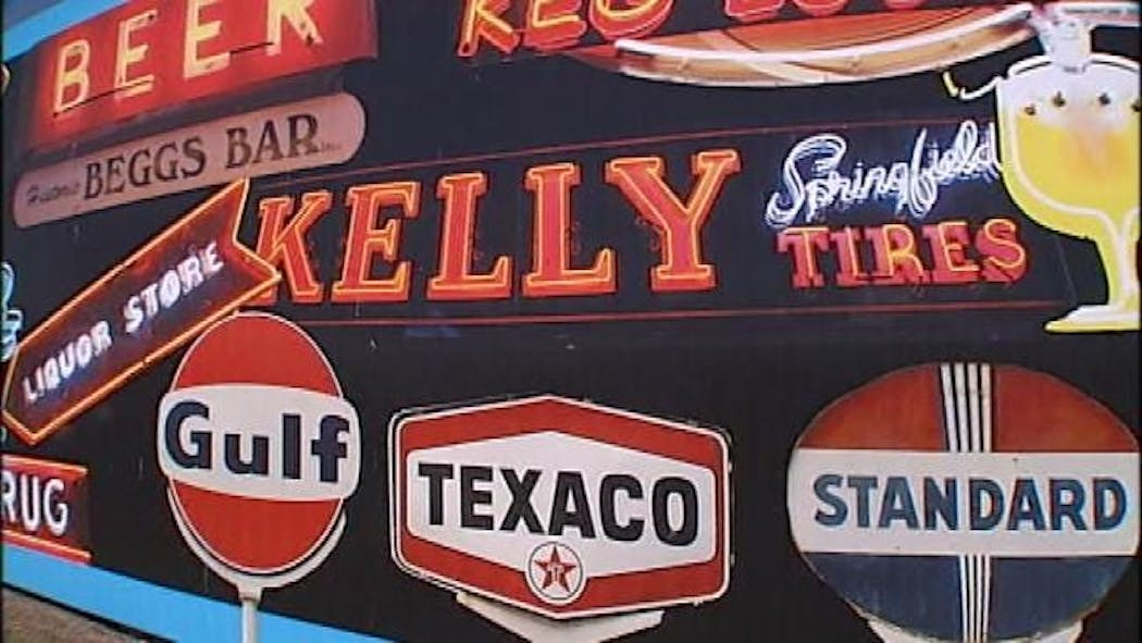 Stokely Changes Wild Mustang Sign At BA And 169 In Tulsa