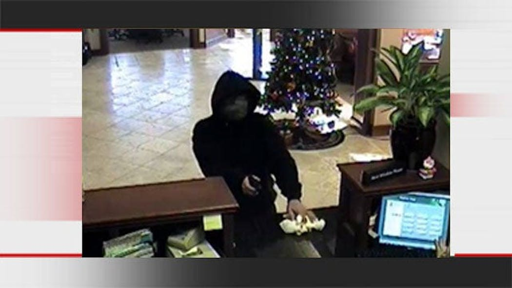 FBI Seeks Help In Solving 6 Tulsa Bank Robberies Over Past Year