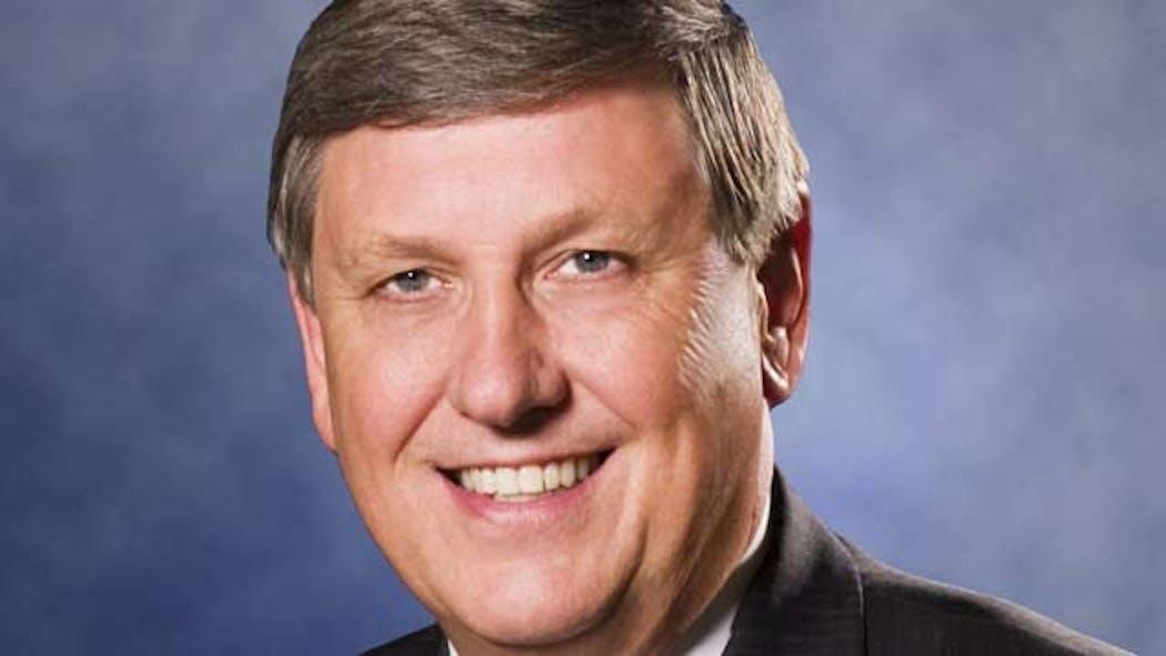 Tulsa's Dr. Keith Ballard Named 2012 Oklahoma Superintendent of the Year