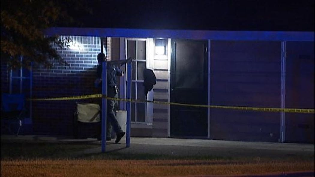 Fight Leads To Shooting In West Tulsa