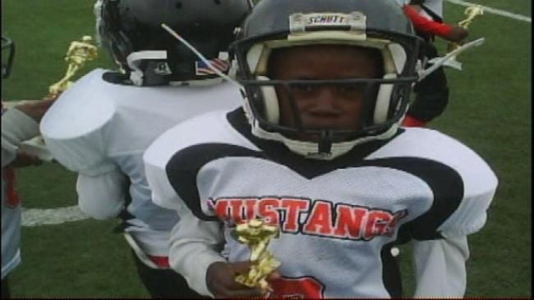 Family, Friends Hold Candlelight Vigil For 7-Year-Old Boy Killed By Car