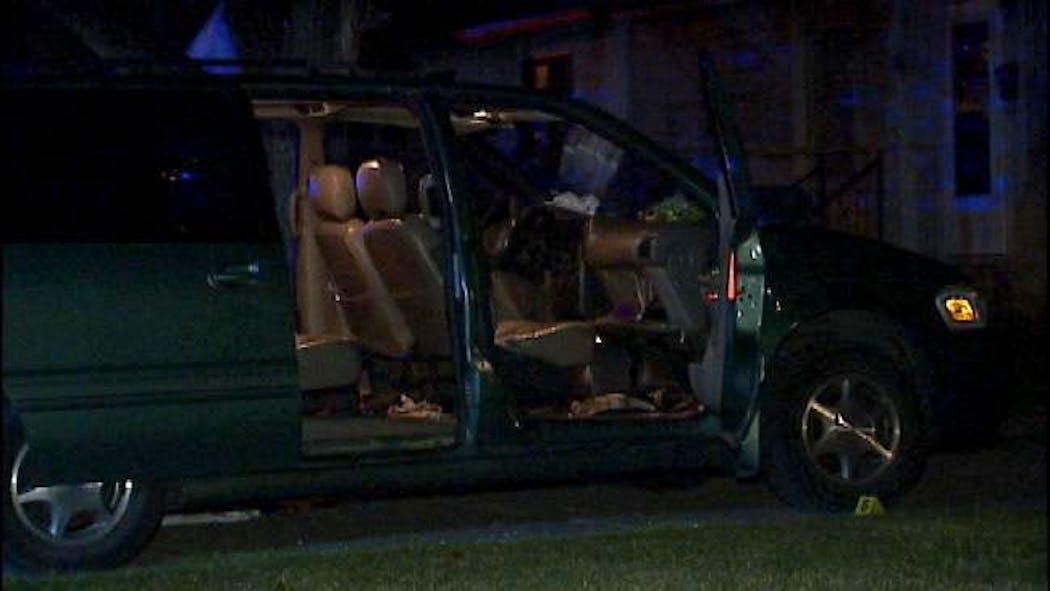 Man In Van Shot Several Times Outside Tulsa Home