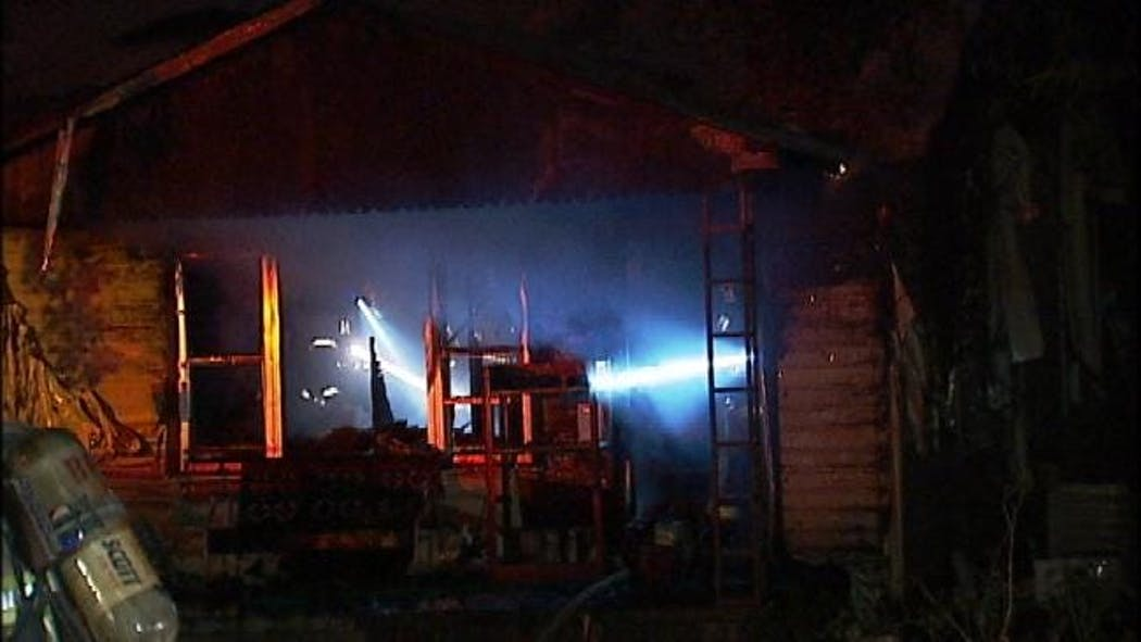 Berryhill Family Displaced By House Fire