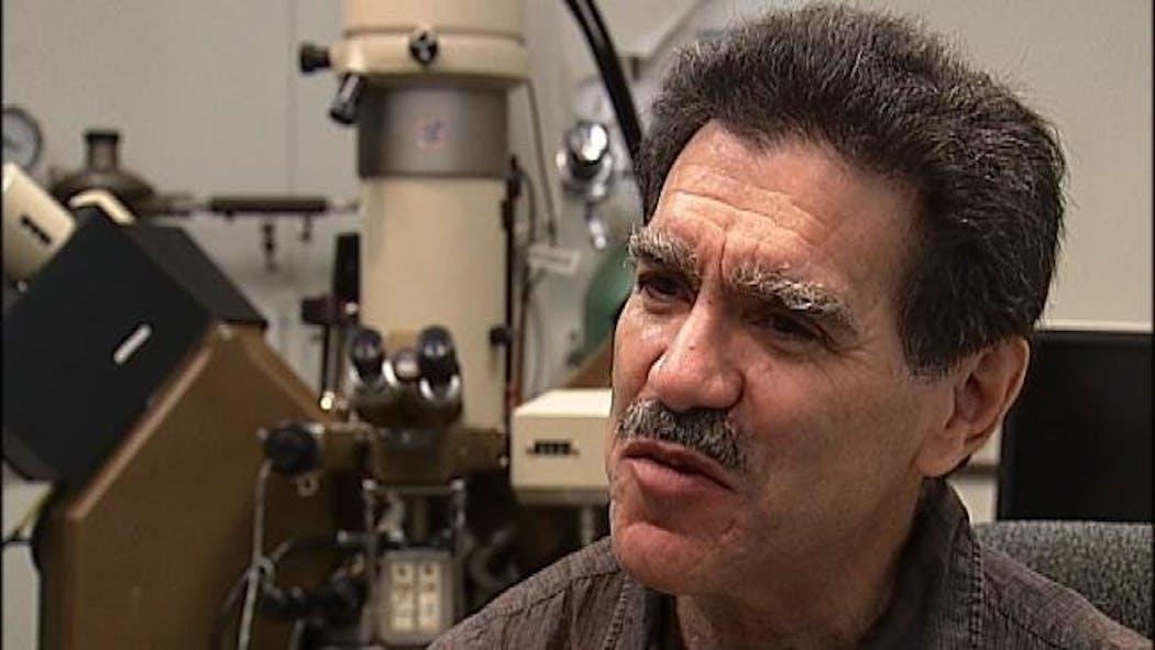 TU Professor Studying Mars Rover Findings