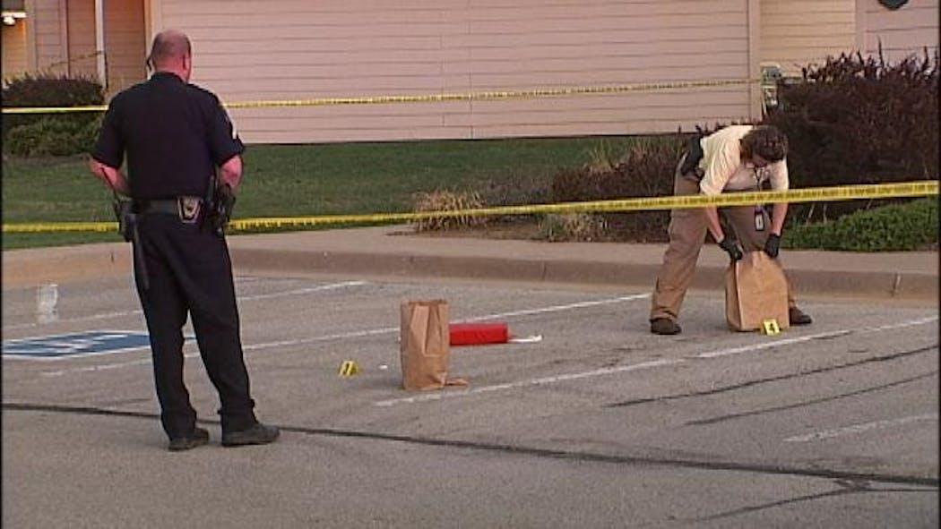 Man Shot Multiple Times Near Tulsa Retirement Community