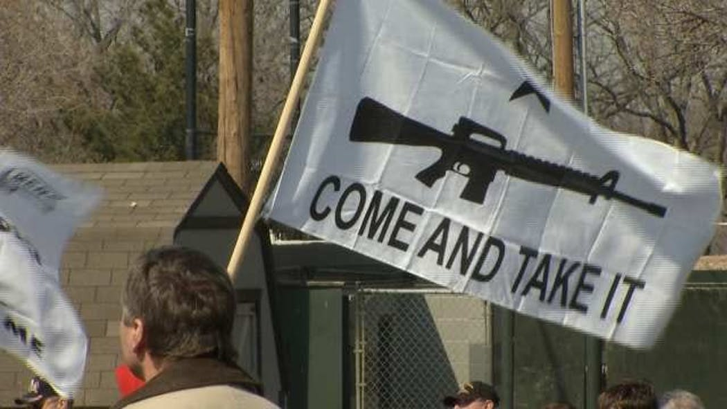 Oklahomans Unite To Rally Against New Gun Laws