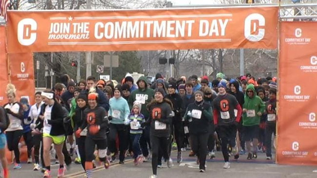 Tulsa Runners Show Commitment To New Year's Resolutions With 5K Race