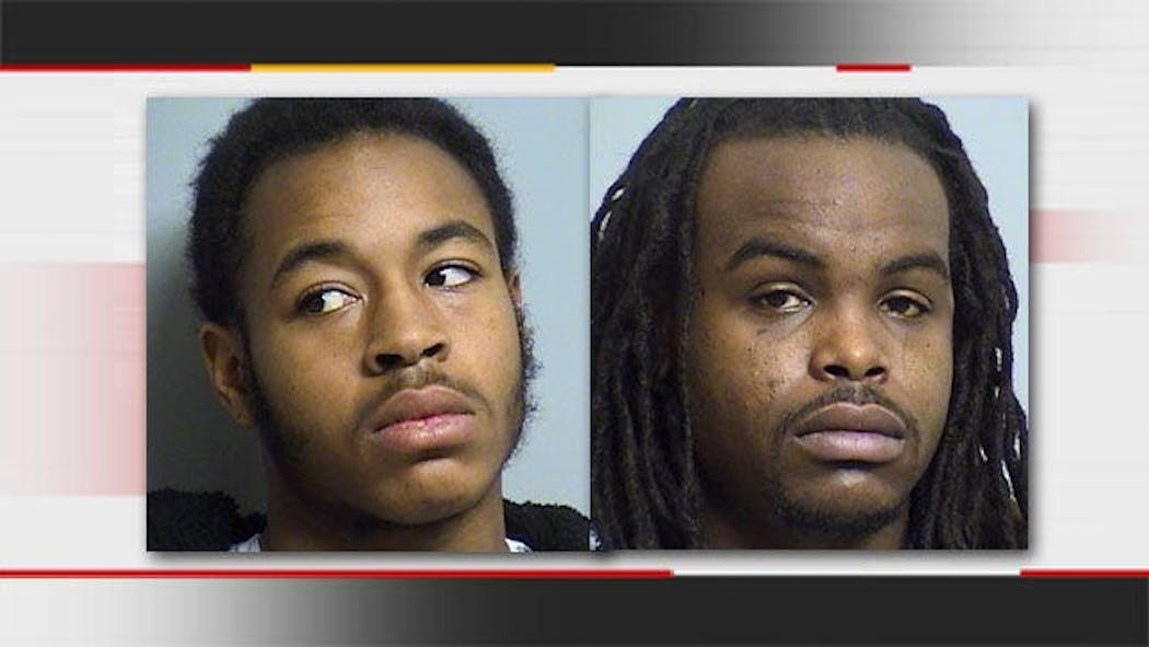 Police: Two Copper Thieves Caught In The Act At Tulsa Church