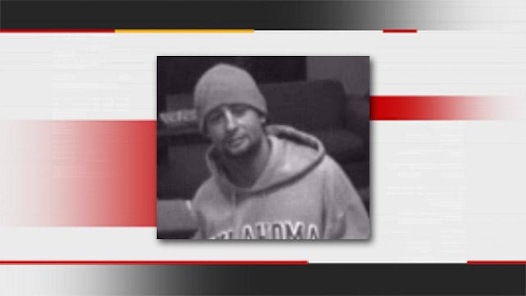 Tulsa Police Seeking Suspect In Bank Robbery
