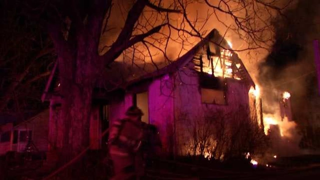 Vacant Tulsa Home Damaged Again By Fire