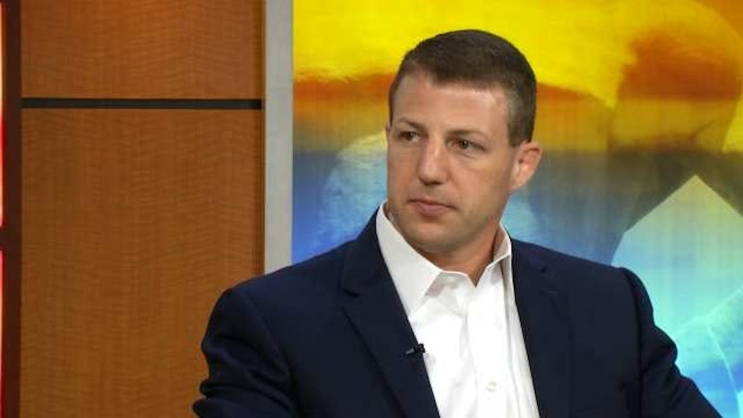 Markwayne Mullin Named As One Of D.C.'s Beautiful People
