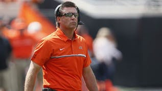 OSU Signs Mike Gundy To New Contract
