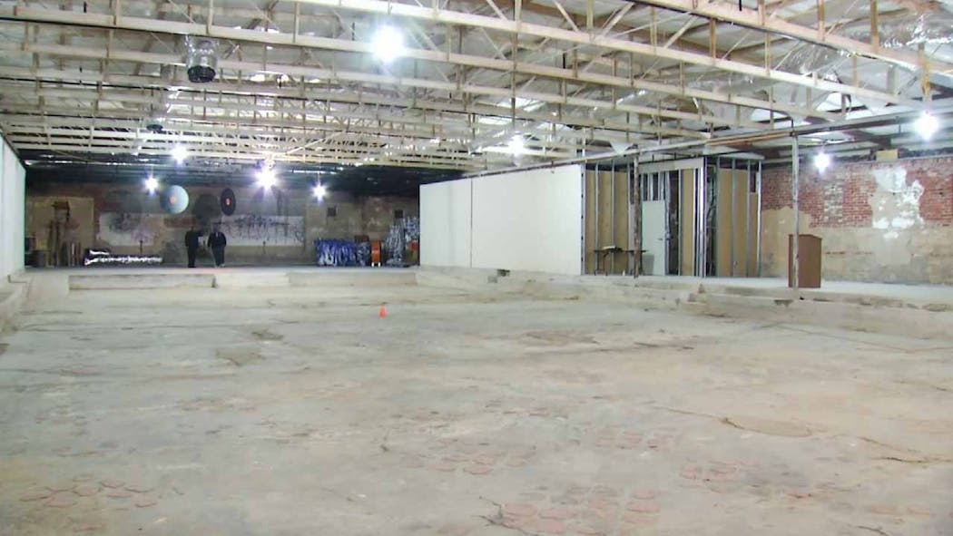Empty For Years, Restorations At Historic Tulsa Venue Nearing Completion