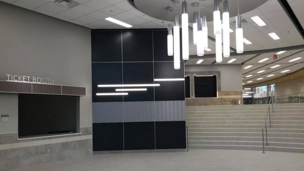 Broken Arrow School Completes High School Addition