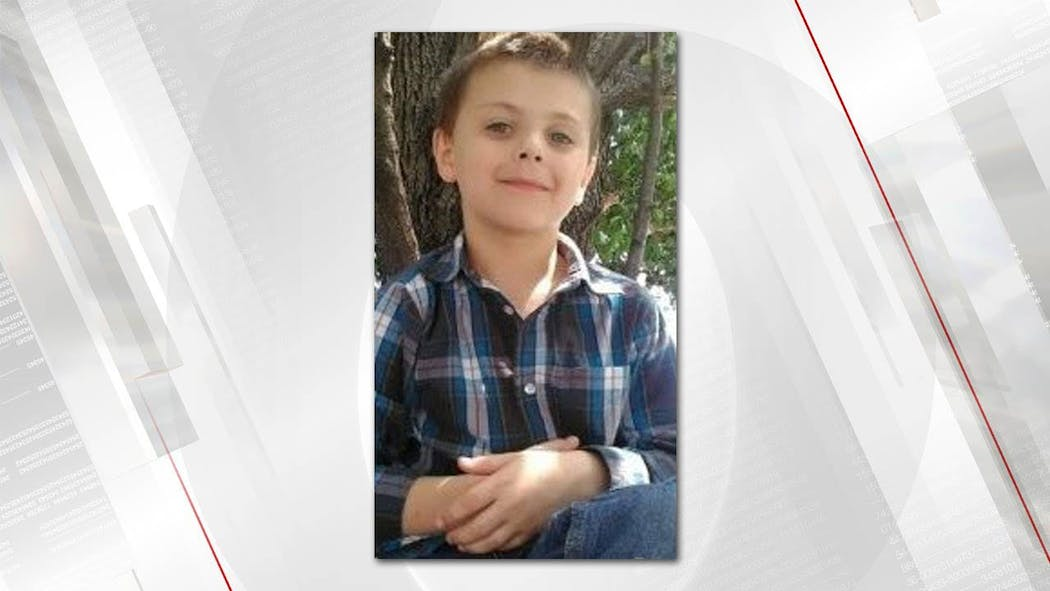 Amber Alert Arkansas Boy Could Be In Oklahoma