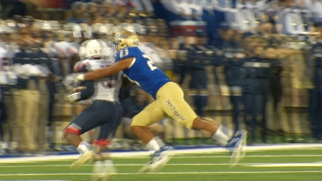 TU Linebacker Emerges As Bright Spot Amidst Disappointing Season