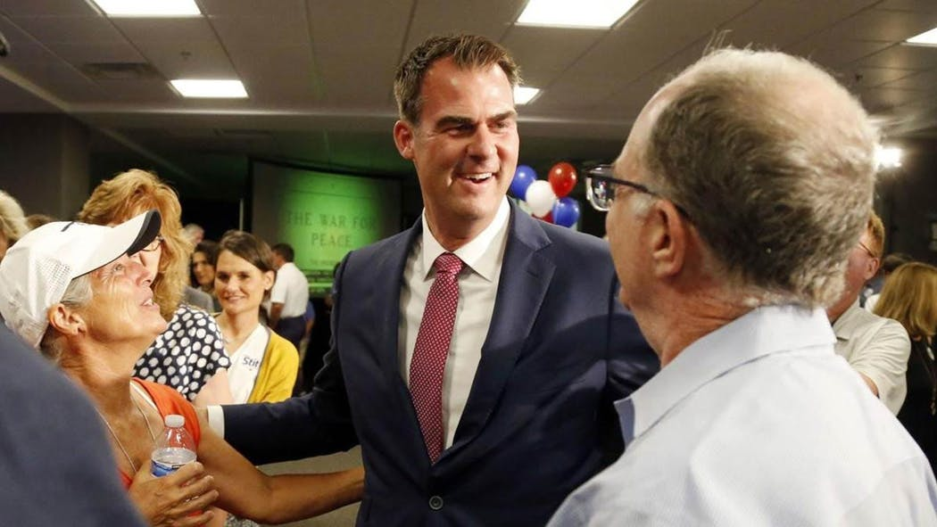 Vice President Coming To Tulsa To Campaign For Kevin Stitt