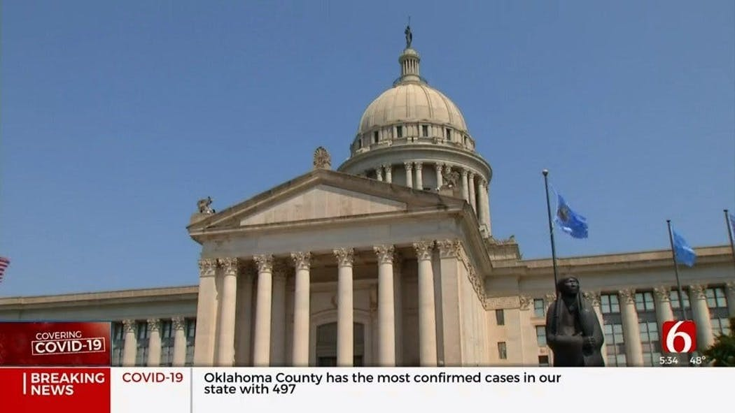 Oklahoma Supreme Court Sets Arguments In funding Case
