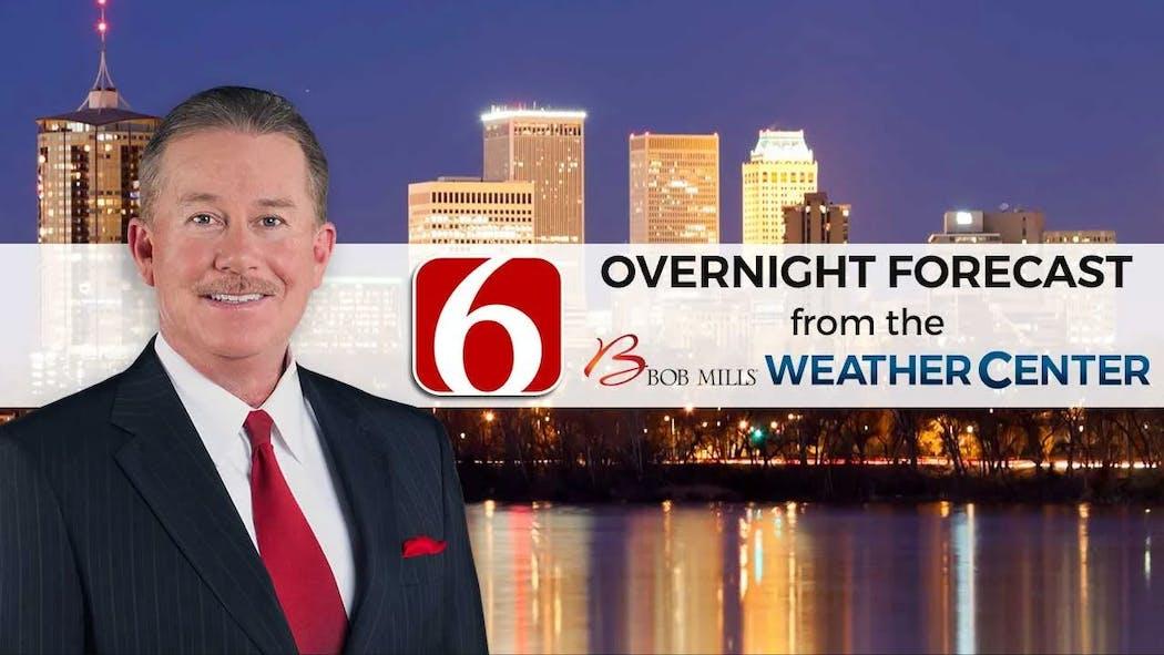 Travis Overnight Forecast