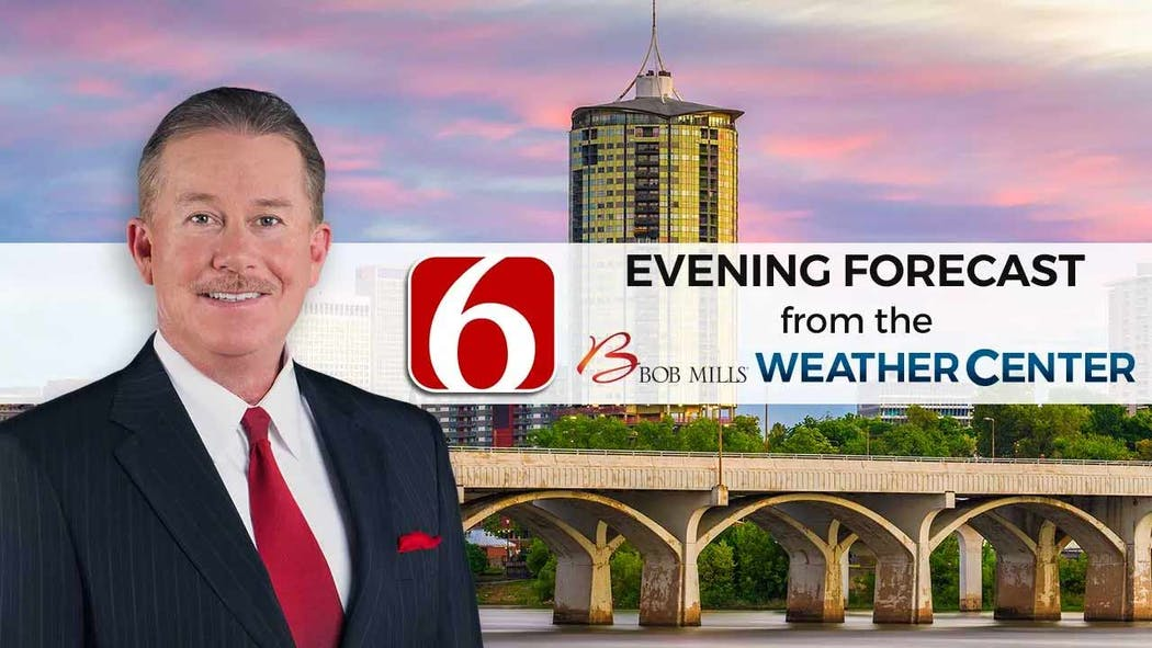 Travis Evening Forecast