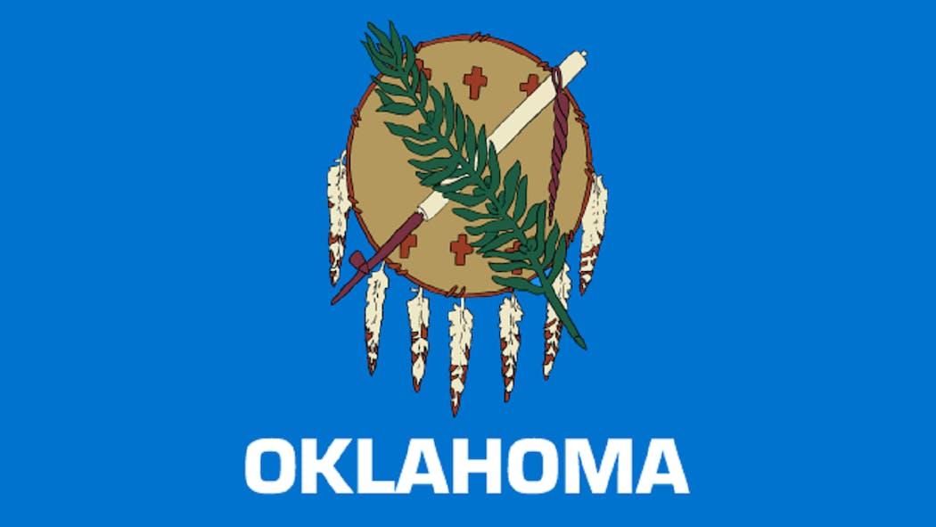 Oklahoma flag