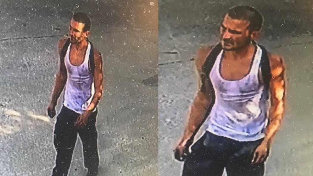 TPD Burglary Suspect 8-18