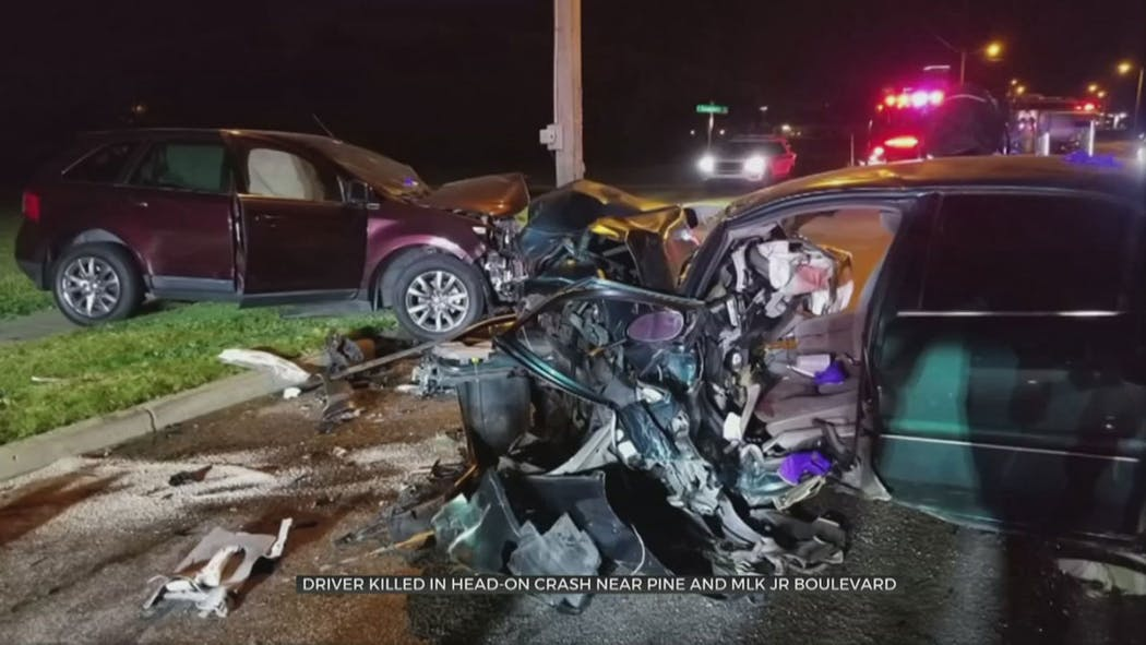 Tulsa Deadly Crash