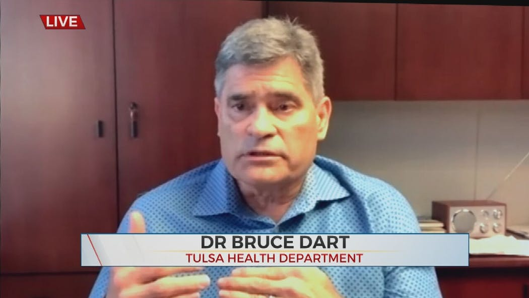 Photo of Dr. Dart.
