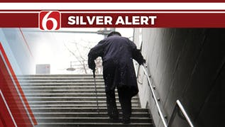 Silver Alert Issued In Rogers County For 75-Year-Old Woman
