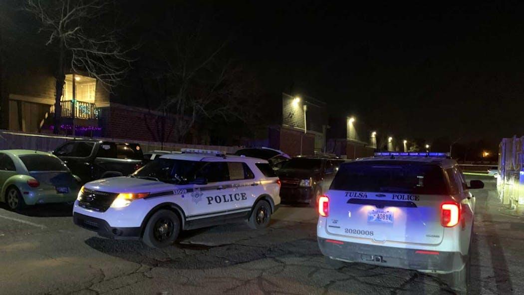 Tulsa apartment shooting 12/26