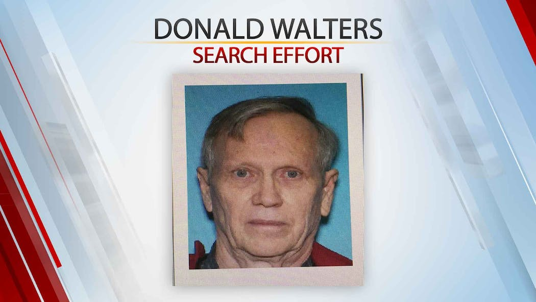 Donald Walters (search effort)