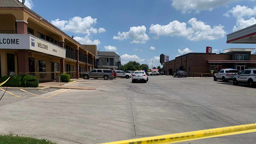 Tulsa Police Investigating Fatal Shooting Involving Hotel Security Guard