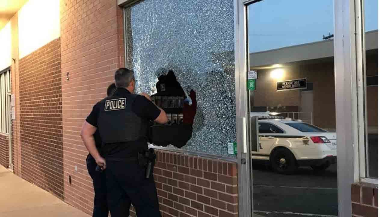 police say