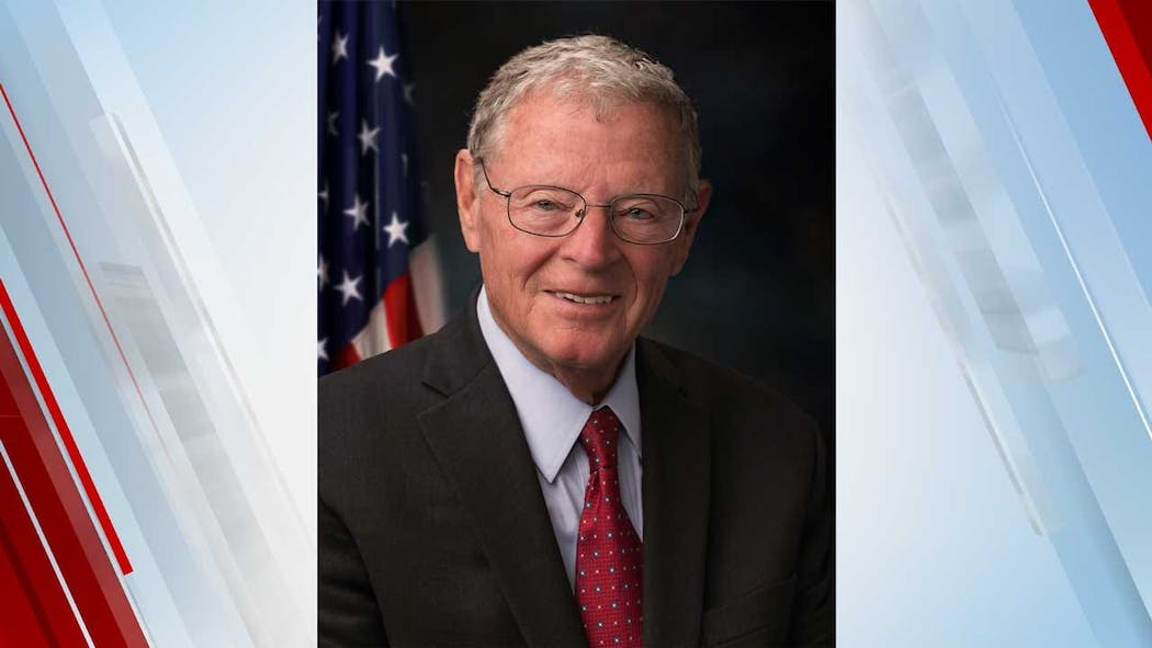 Sen. Inhofe Announces He Will Run For Re-Election In 2020
