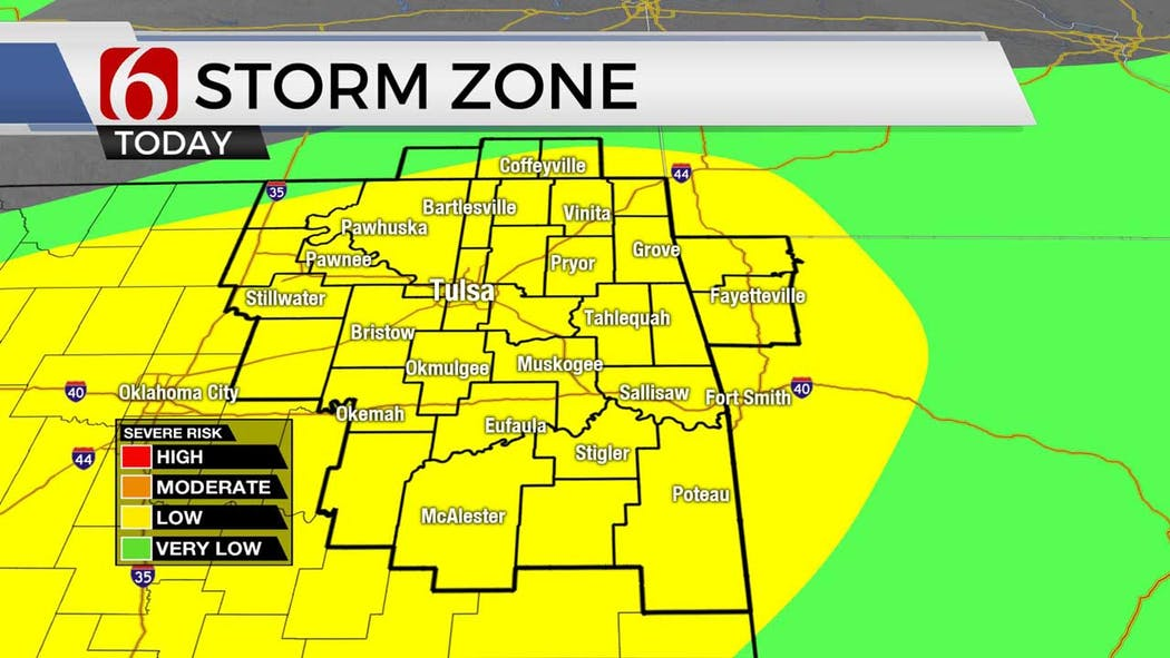 Storm zone friday am