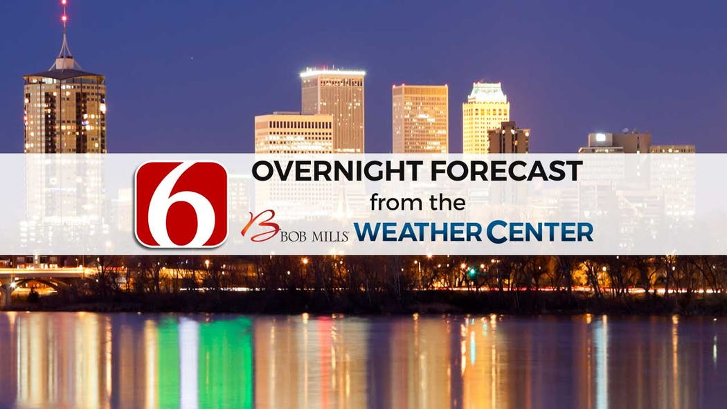 Sawyer Overnight Forecast