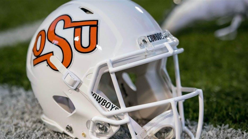 OSU's nostalgic helmet