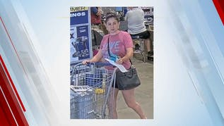 Owasso Police Ask For Help Identifying Person Of Interest In Alleged Stolen Credit Card Case