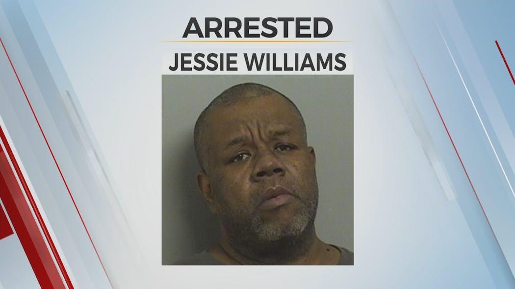 Arrested Jesse Williams