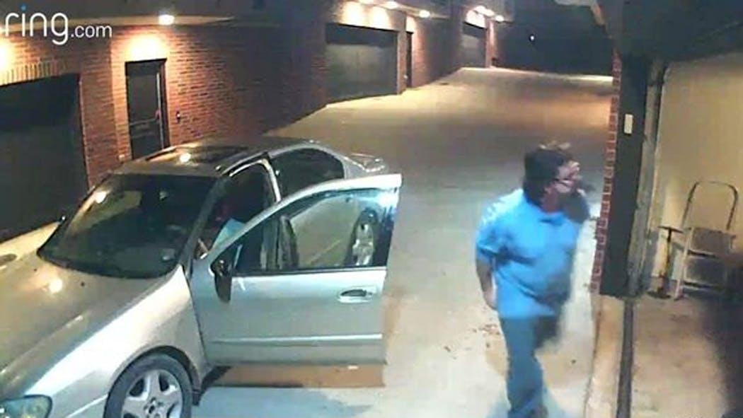 Garage Thief