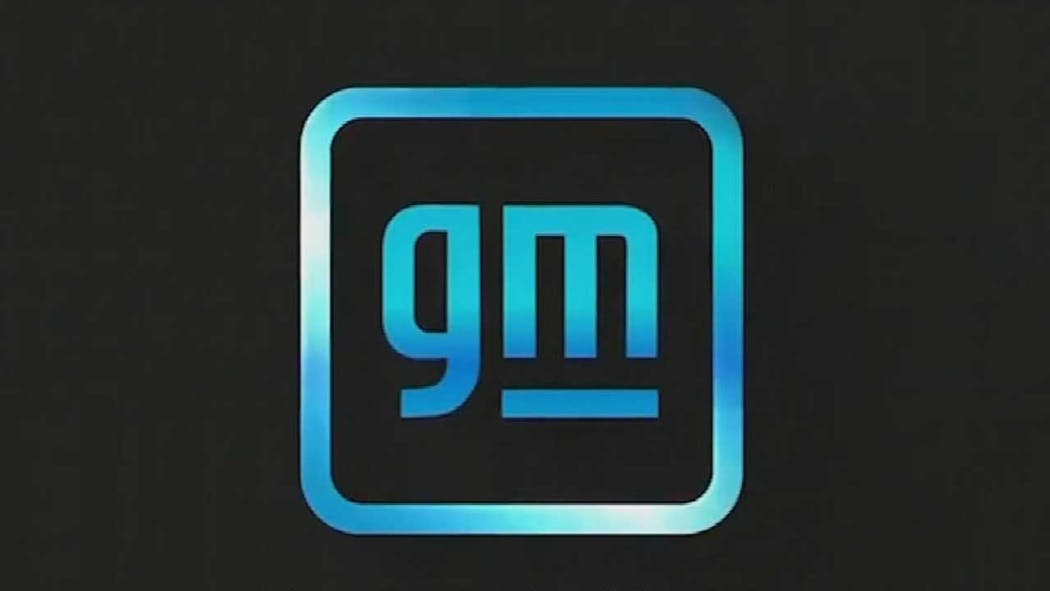 GM New Logo