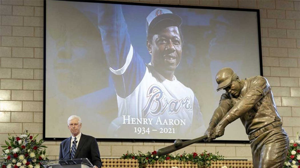 """""""A Celebration of Henry Louis Aaron,"""""""