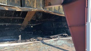 Historic Muskogee Furniture Store Destroyed By Overnight Fire