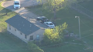 Homicide Suspect In Custody After Standoff At House With Tulsa Police
