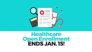 Open Enrollment - Blue Cross Blue Shield