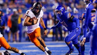3 Cowboy Takeaways: Oklahoma State Holds Off Boise State On Their Home Blue Turf