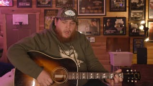 "LISTEN: Luke Combs ""6 Feet Apart"""
