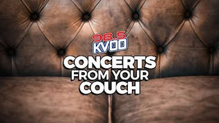 Concerts from your Couch!