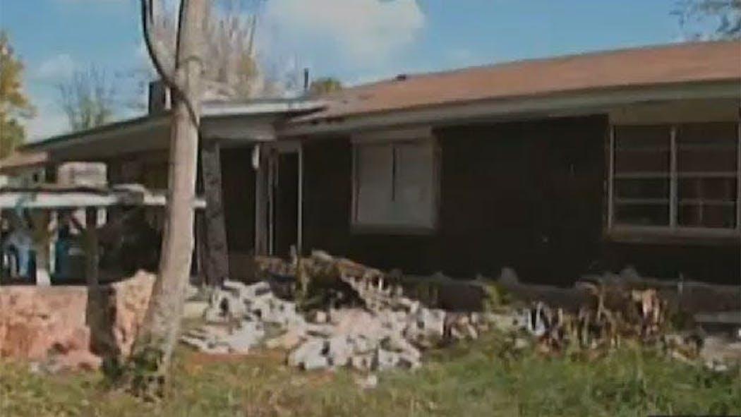 No Federal Help For Oklahoma Earthquake Victims